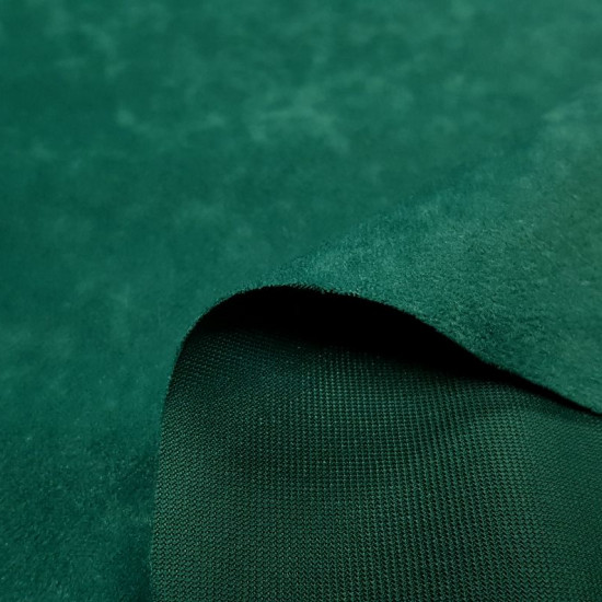 Suede Plain fabric - The suede is an imitation of the Ante fabric, but cheaper, and is often used in costumes and decoration. It has the advantage that it does not fray and there are many colors available.